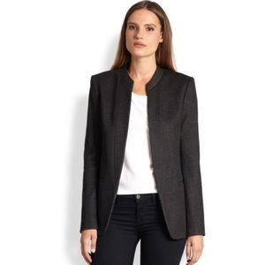 Theory Tamler K Jackson Wool Blend Blazer Jacket